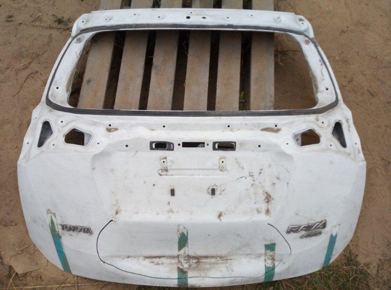 Крышка багажника Toyota Rav 4 Ca 40 2014 (б/у)