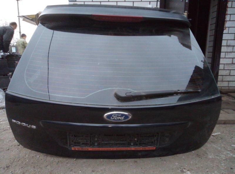 Крышка багажника Ford Focus 2 КУПЕ QQDB 2006 (б/у)