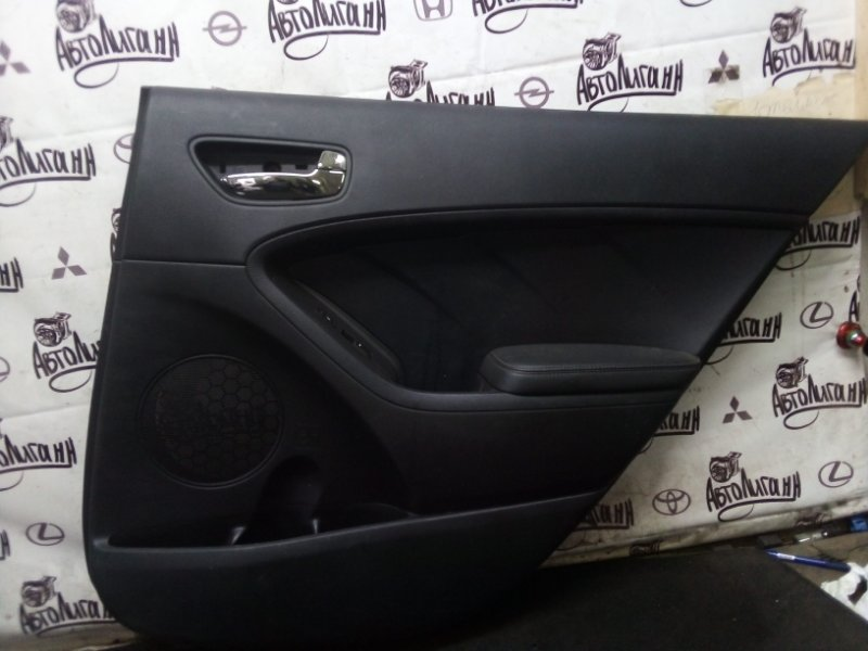Обшивка двери Kia Cerato 3 G4FG 2015 задняя правая (б/у)