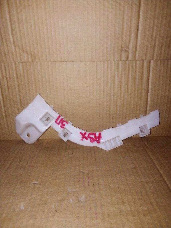Кронштейн бампера Mitsubishi Asx задний правый (б/у)