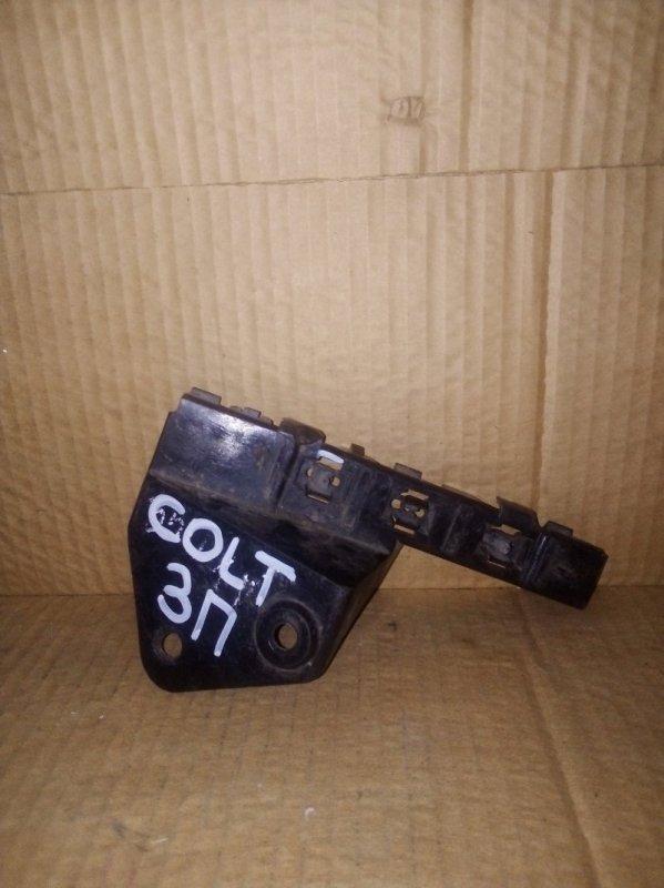 Кронштейн бампера Mitsubishi Colt задний правый (б/у)