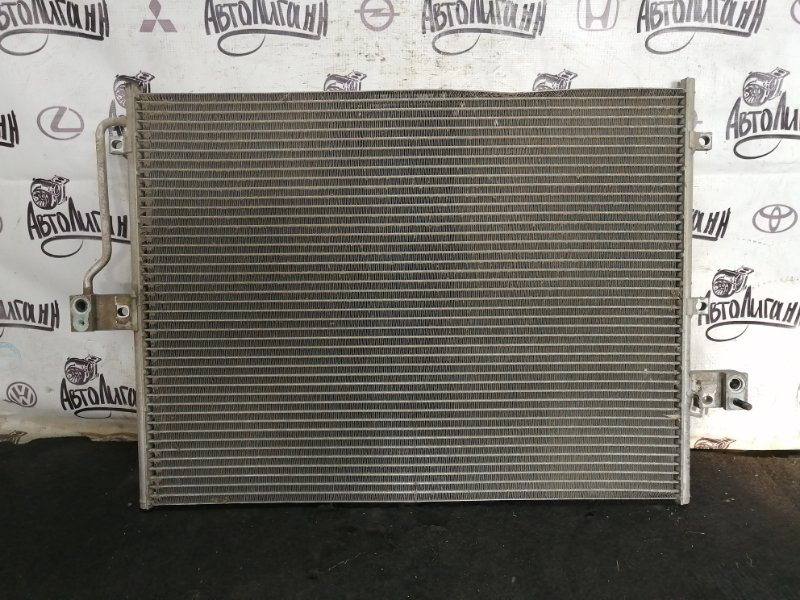 Радиатор кондиционера Ssang Yong Actyon Sports 2 D20DTR 2012 (б/у)