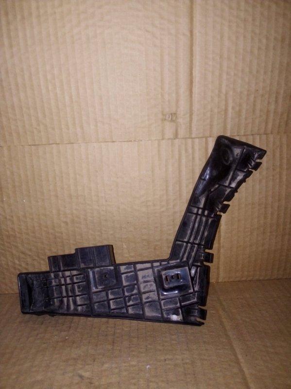 Кронштейн бампера Suzuki Sx 4 ХЭТЧБЕК задний левый (б/у)
