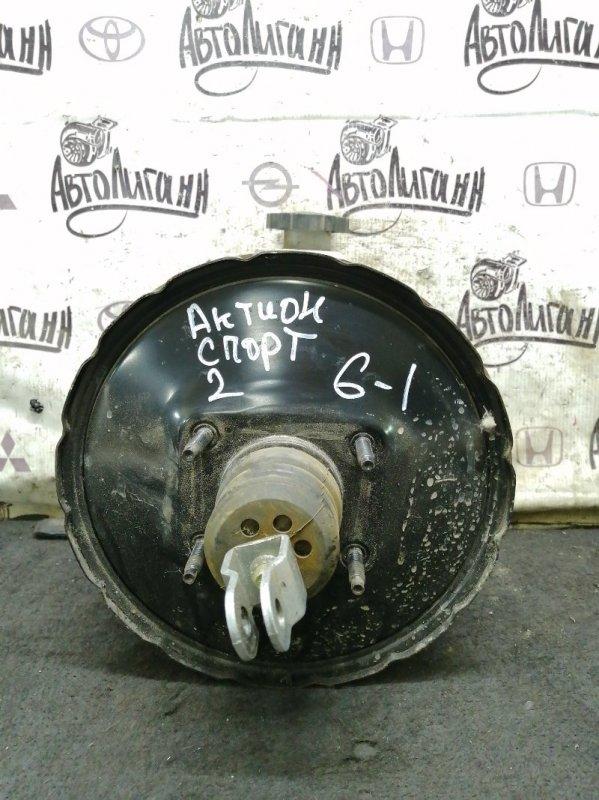 Вакуумный усилитель тормозов (вут) Ssang Yong Actyon Sports 2 D20DTR 2012 (б/у)