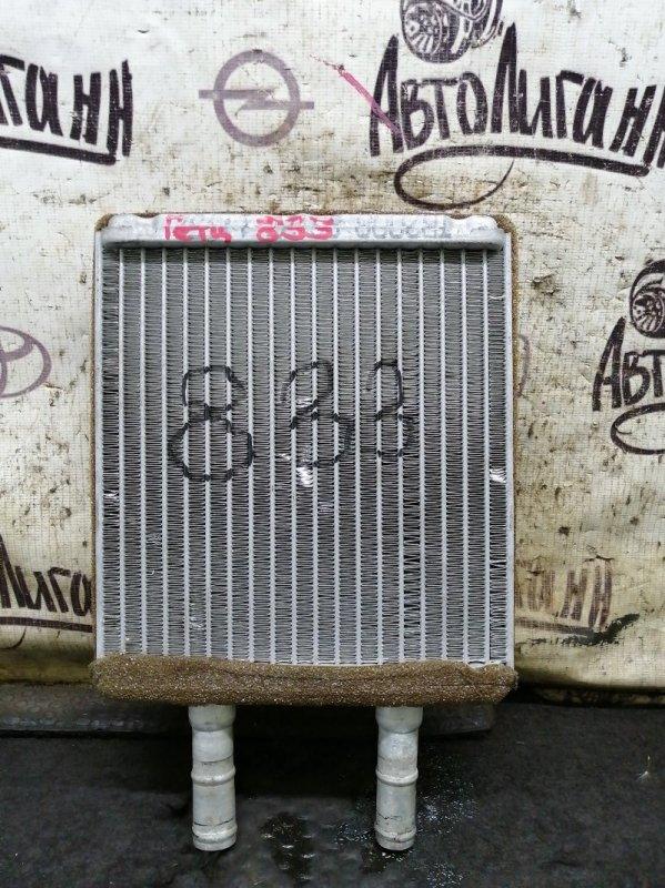Радиатор печки Hyundai Getz G4EE 2008 (б/у)