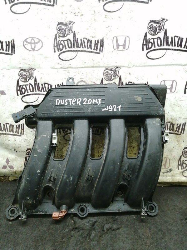 Коллектор впускной Renault Duster F4RA400 2012 (б/у)