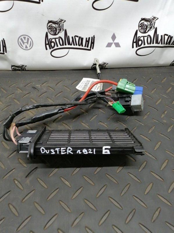 Радиатор отопителя Renault Duster F4RA400 2012 (б/у)