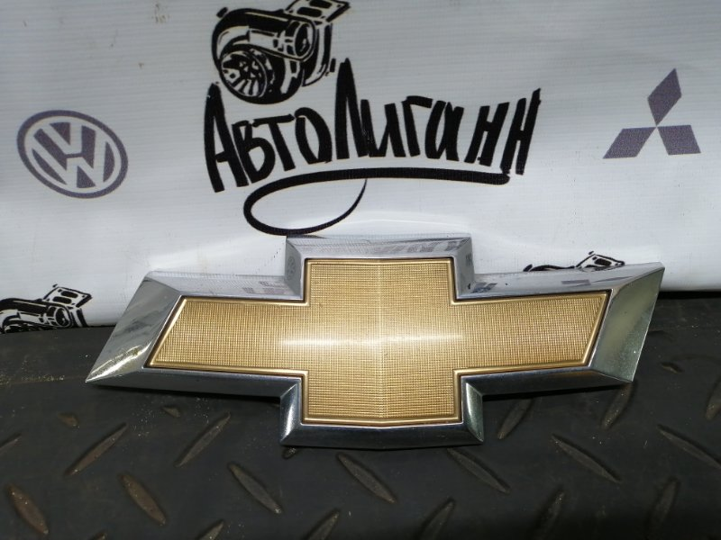 Эмблема Chevrolet Cruze передняя (б/у)