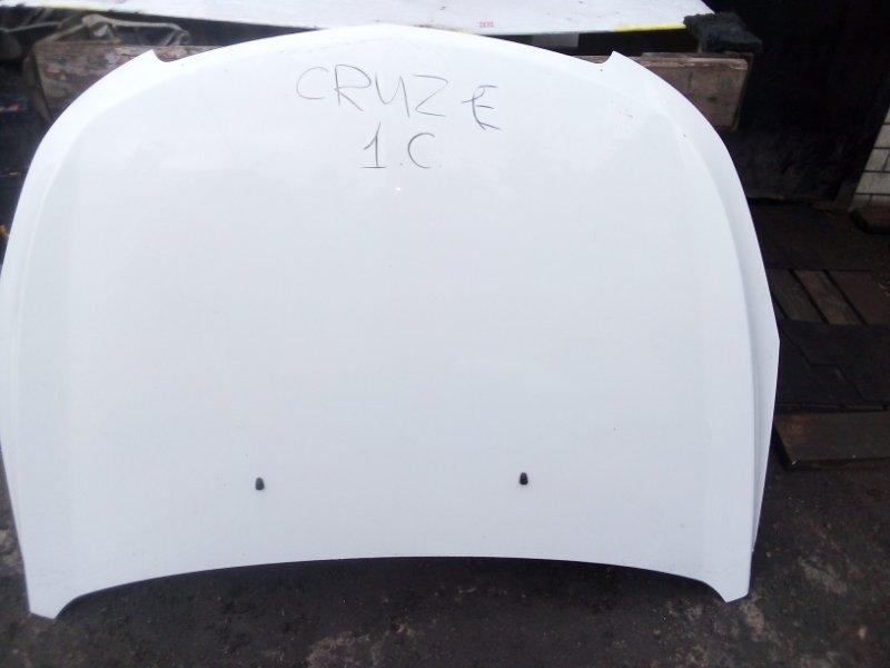 Капот Chevrolet Cruze СЕДАН Z18XER 2013 (б/у)