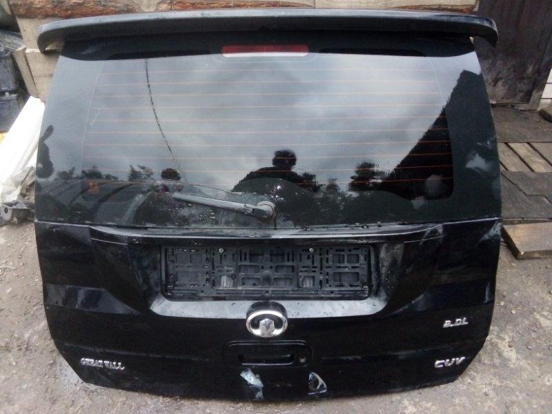 Крышка багажника Great Wall Hover H3 4G63 2012 (б/у)