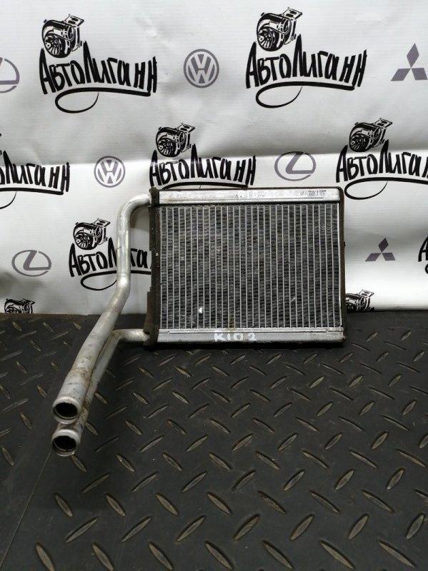 Радиатор печки Kia Rio 2 (б/у)