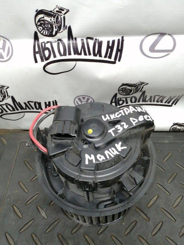 Моторчик печки Nissan X-Trail 2019 (б/у)