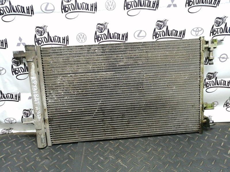 Радиатор кондиционера Chevrolet Cruze СЕДАН Z18XER 2013 (б/у)