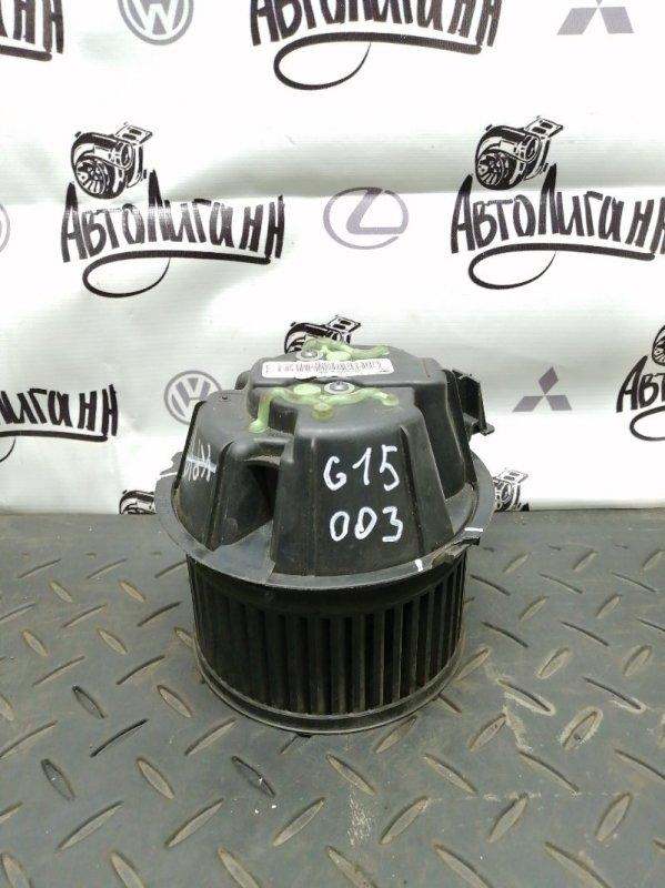 Моторчик печки Nissan Almera G15 (б/у)