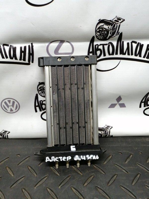 Радиатор отопителя Renault Duster (б/у)