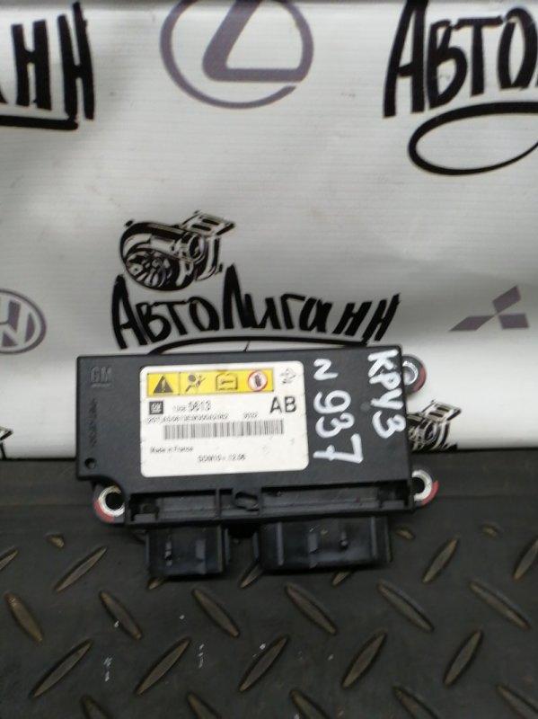 Блок srs Chevrolet Cruze СЕДАН Z18XER 2013 (б/у)