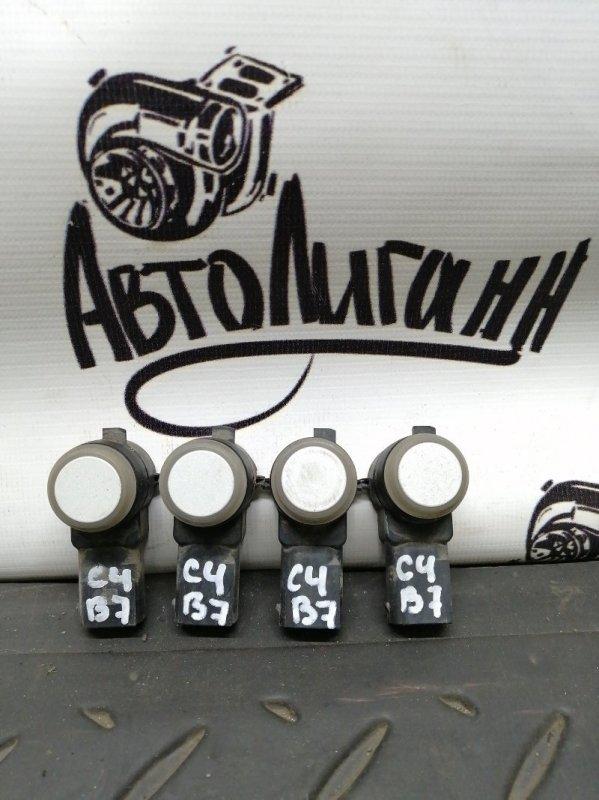 Парктроник Citroen C4 B7 задний (б/у)