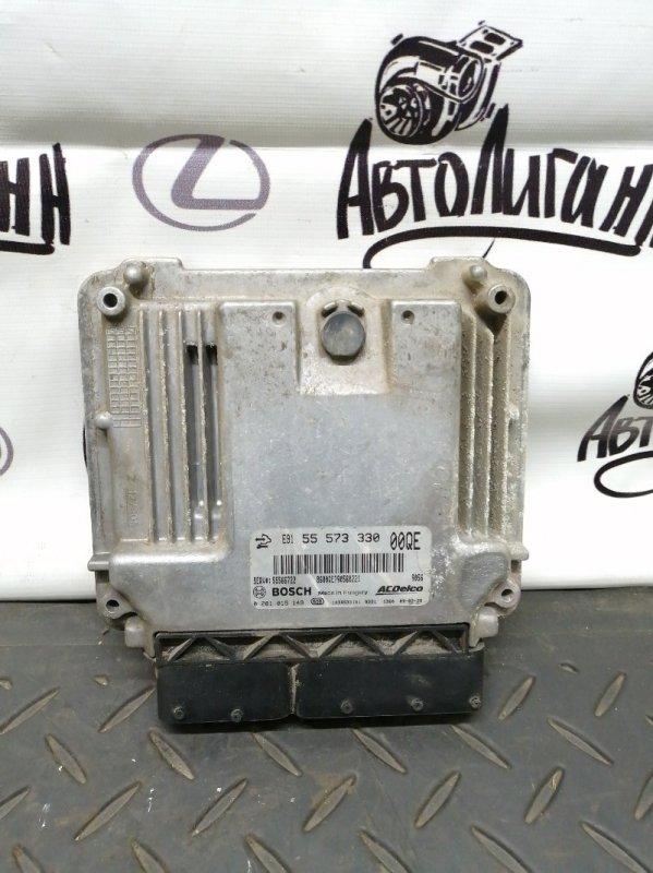 Блок управления двигателем Opel Insignia A20DTH 2009 (б/у)