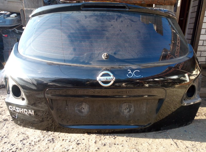 Крышка багажника Nissan Qashqai MR20 2011 (б/у)
