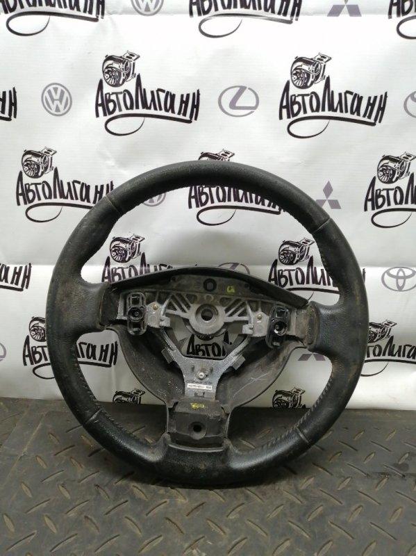 Руль Nissan Qashqai MR20 2011 (б/у)