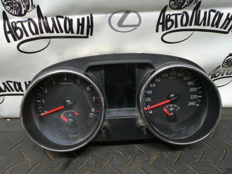 Щиток приборов Nissan Qashqai MR20 2011 (б/у)