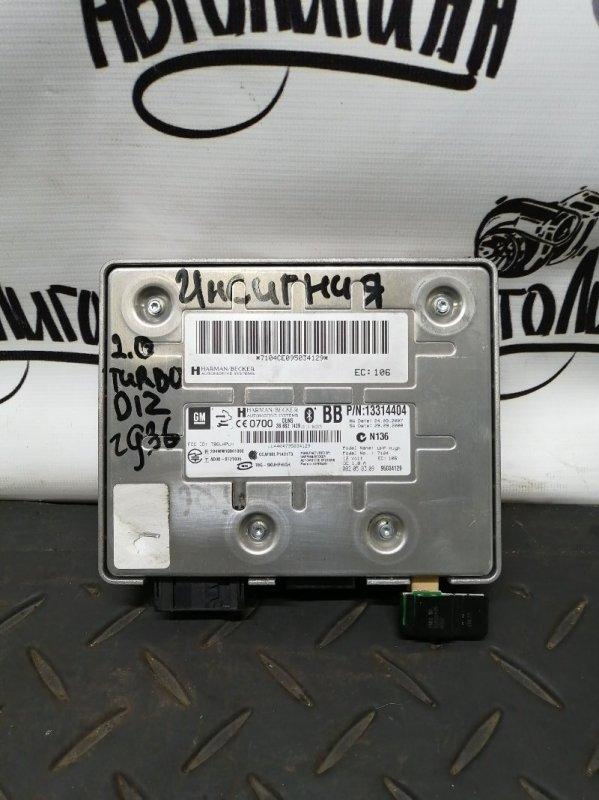 Модуль bluetooth Opel Insignia A20DTH 2009 (б/у)