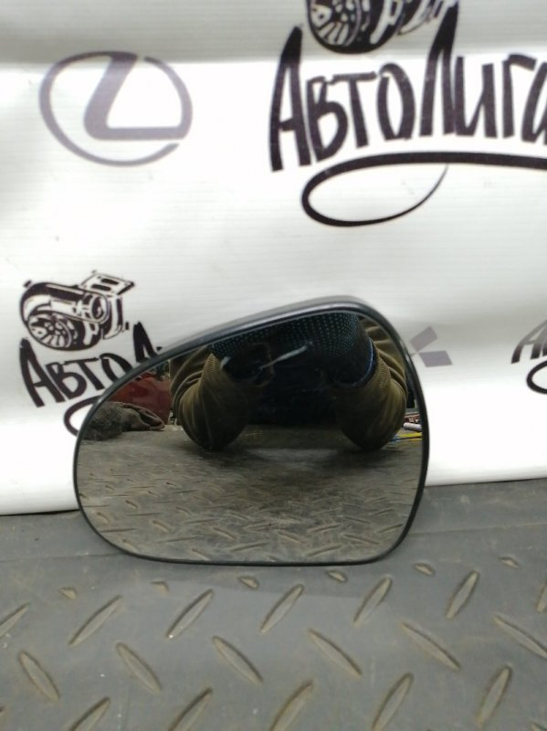 Зеркальный элемент Peugeot 408 EP6CDTMD 2012 передний левый (б/у)