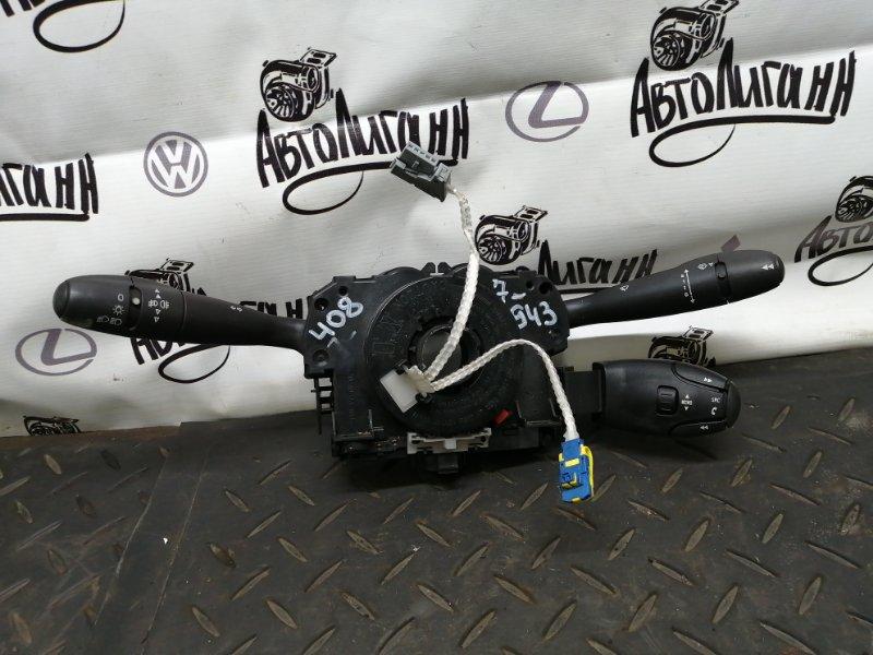 Шлейф подрулевой (улитка) Peugeot 408 EP6CDTMD 2012 (б/у)
