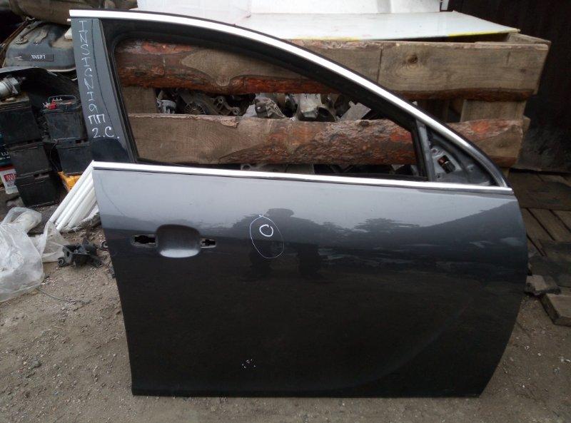 Дверь Opel Insignia A20DTH 2009 передняя правая (б/у)