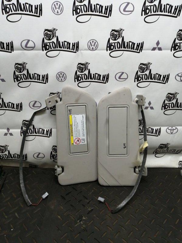Козырек солнцезащитный Peugeot 408 EP6CDTMD 2012 (б/у)