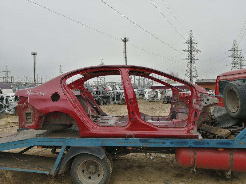 Кузов Peugeot 408 EP6CDTMD 2012 (б/у)