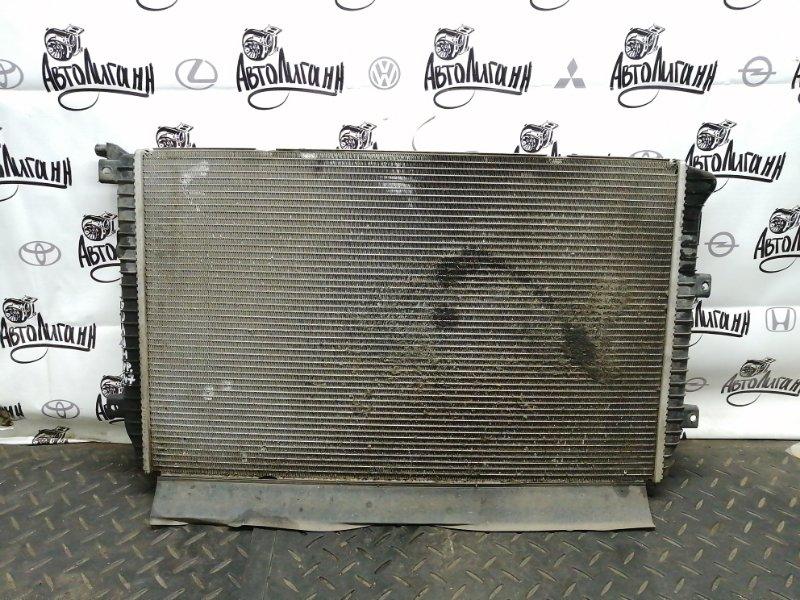 Радиатор охлаждения Volkswagen Tiguan CTH 2012 (б/у)