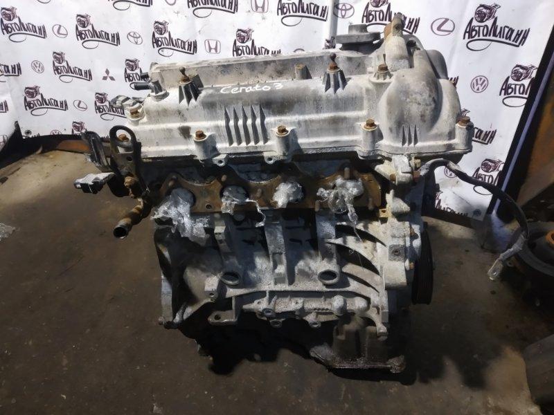 Двигатель Kia Cerato 3 G4FG 2015 (б/у)