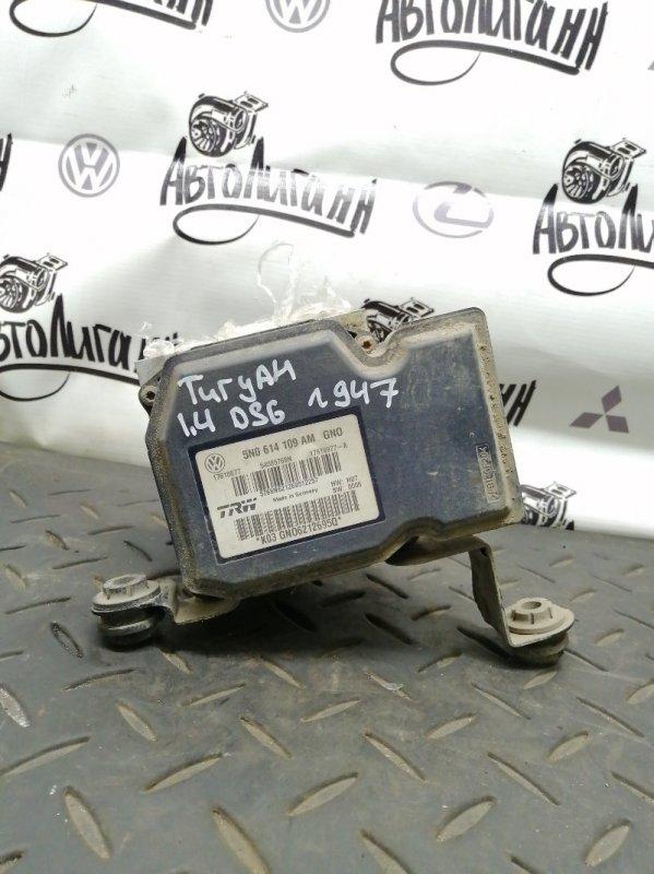 Блок abs Volkswagen Tiguan CTH 2012 (б/у)