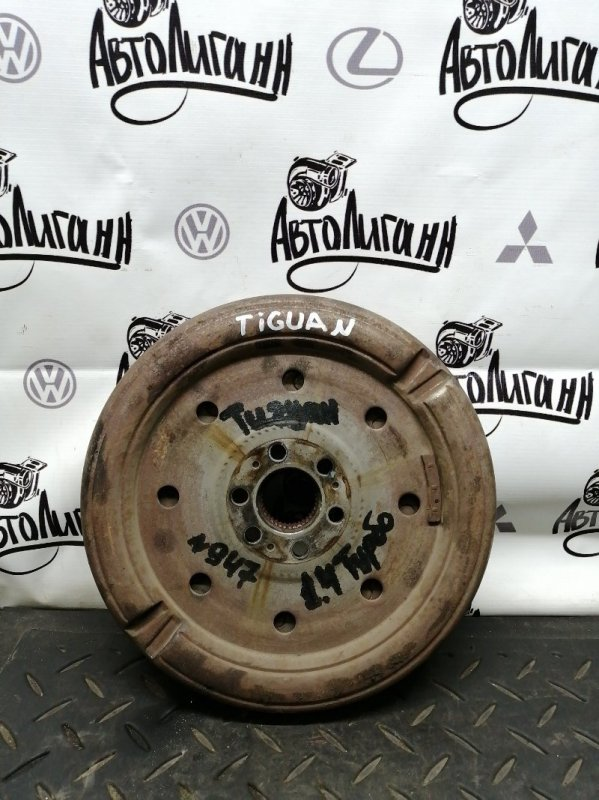 Маховик Volkswagen Tiguan CTH 2012 (б/у)