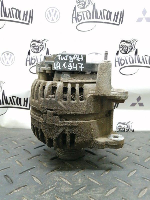 Генератор Volkswagen Tiguan CTH 2012 (б/у)