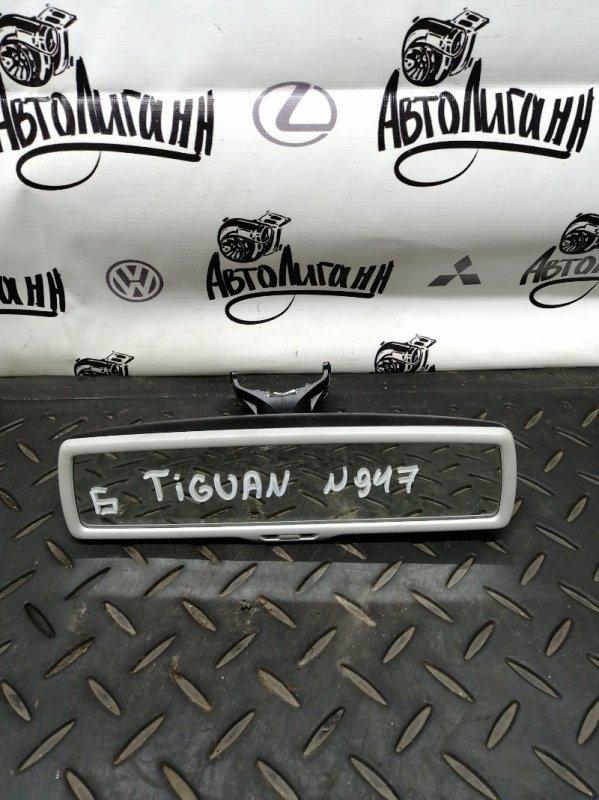 Зеркало Volkswagen Tiguan CTH 2012 (б/у)
