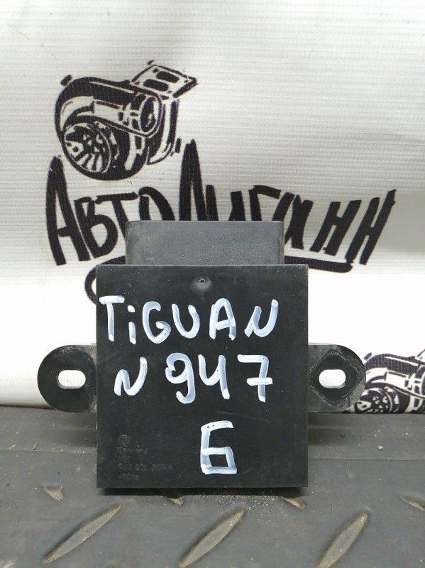 Блок управления топливным насосом Volkswagen Tiguan CTH 2012 (б/у)