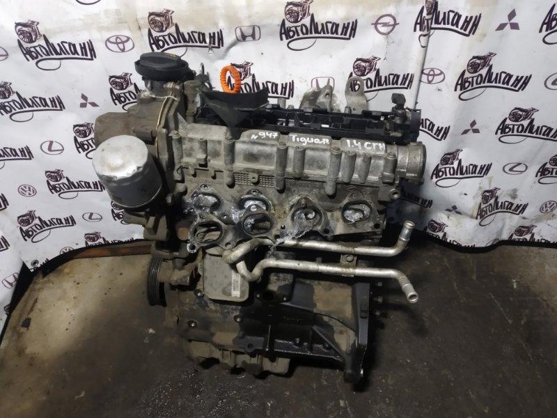 Двигатель Volkswagen Tiguan CTH 2012 (б/у)