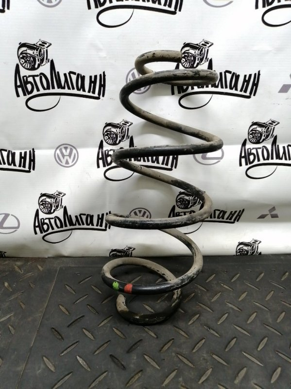 Пружина Volkswagen Tiguan CTH 2012 передняя (б/у)