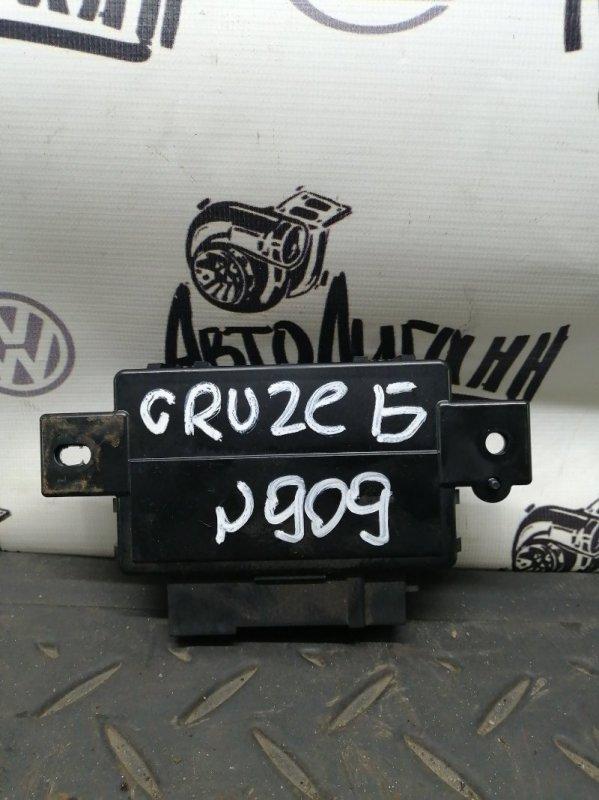 Блок подогрева сидений Chevrolet Cruze СЕДАН Z18XER 2013 (б/у)