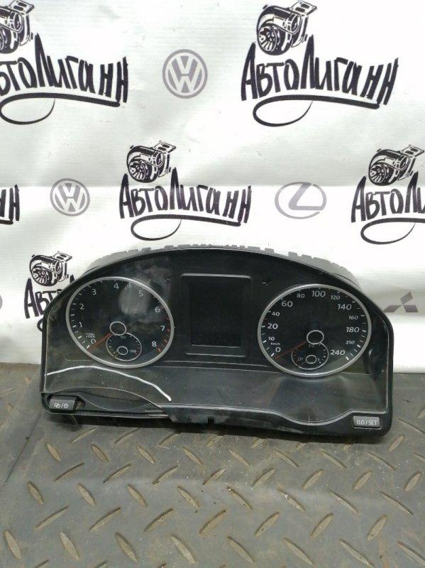 Щиток приборов Volkswagen Tiguan CTH 2012 (б/у)