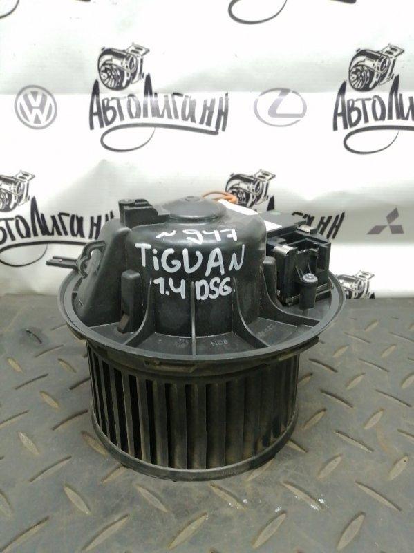 Моторчик печки Volkswagen Tiguan CTH 2012 (б/у)