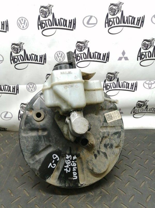 Вакуумный усилитель тормозов (вут) Volkswagen Tiguan CTH 2012 (б/у)