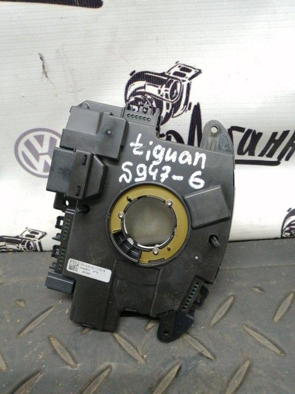 Шлейф подрулевой (улитка) Volkswagen Tiguan CTH 2012 (б/у)