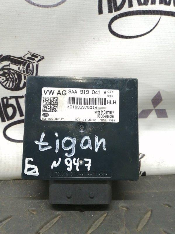 Блок электронный Volkswagen Tiguan CTH 2012 (б/у)