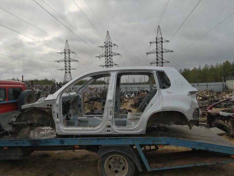 Кузов Volkswagen Tiguan CTH 2012 (б/у)