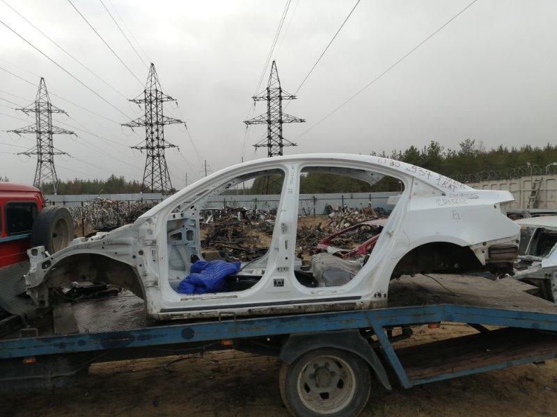 Кузов Chevrolet Cruze СЕДАН Z18XER 2013 (б/у)