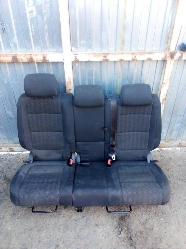 Сиденье Volkswagen Tiguan CTH 2012 заднее (б/у)