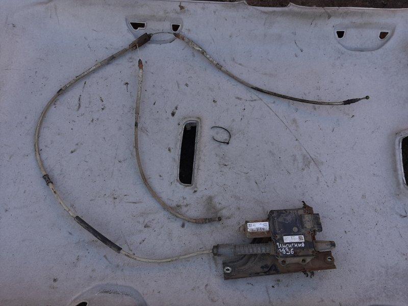 Моторчик стояночного тормоза Opel Insignia A20DTH 2009 (б/у)